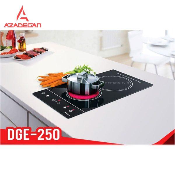 اجاق برقی المنتی داتیس مدل DGE-250-دکور