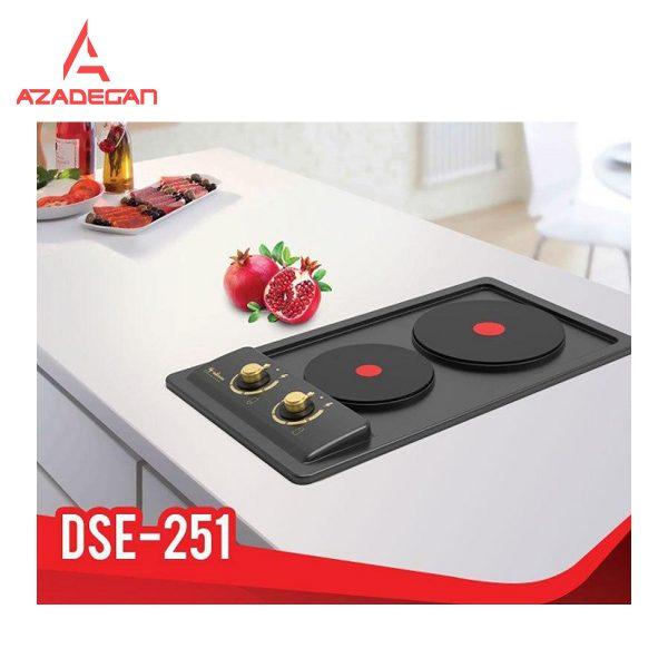 اجاق برقی المنتی داتیس مدل DSE-251-دکور