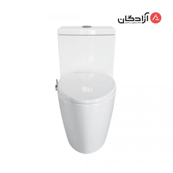 توالت فرنگی چینی کرد مدل آنتوریوم-2