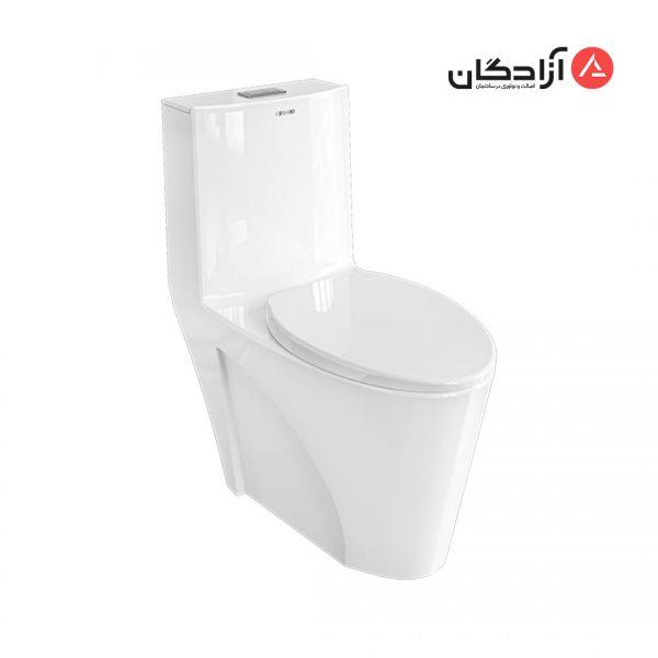 توالت فرنگی چینی کرد مدل آوینا-1