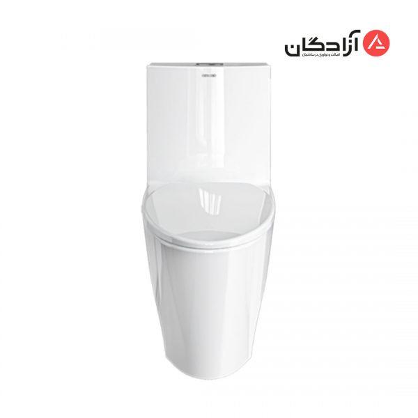 توالت فرنگی چینی کرد مدل آوینا-2