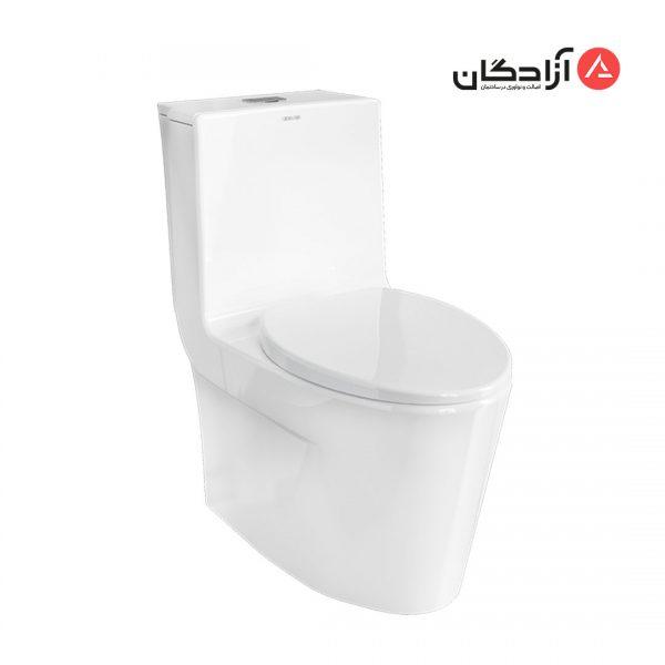 توالت فرنگی چینی کرد مدل آویسا-1