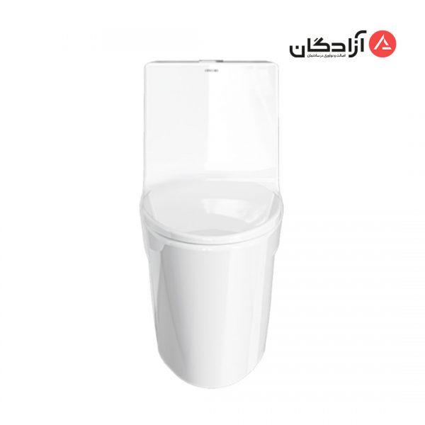 توالت فرنگی چینی کرد مدل آویسا-2