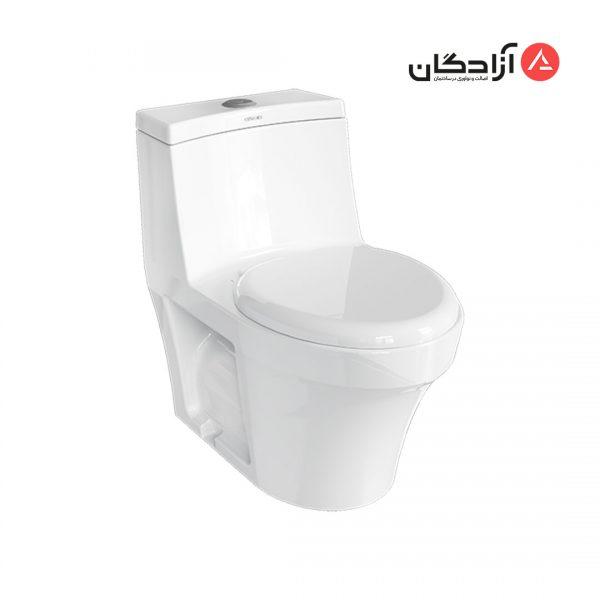 توالت فرنگی چینی کرد مدل هلنا-1
