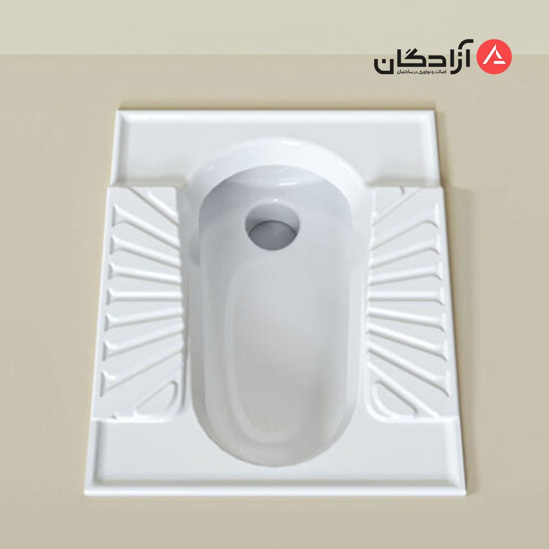 توالت ایرانی چینی کرد مدل اریکا تخت-3