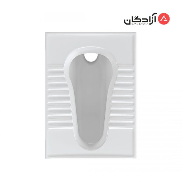 توالت ایرانی چینی کرد مدل لی لی تخت-1